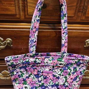 Vera Bradley Mandy Floral Handbag